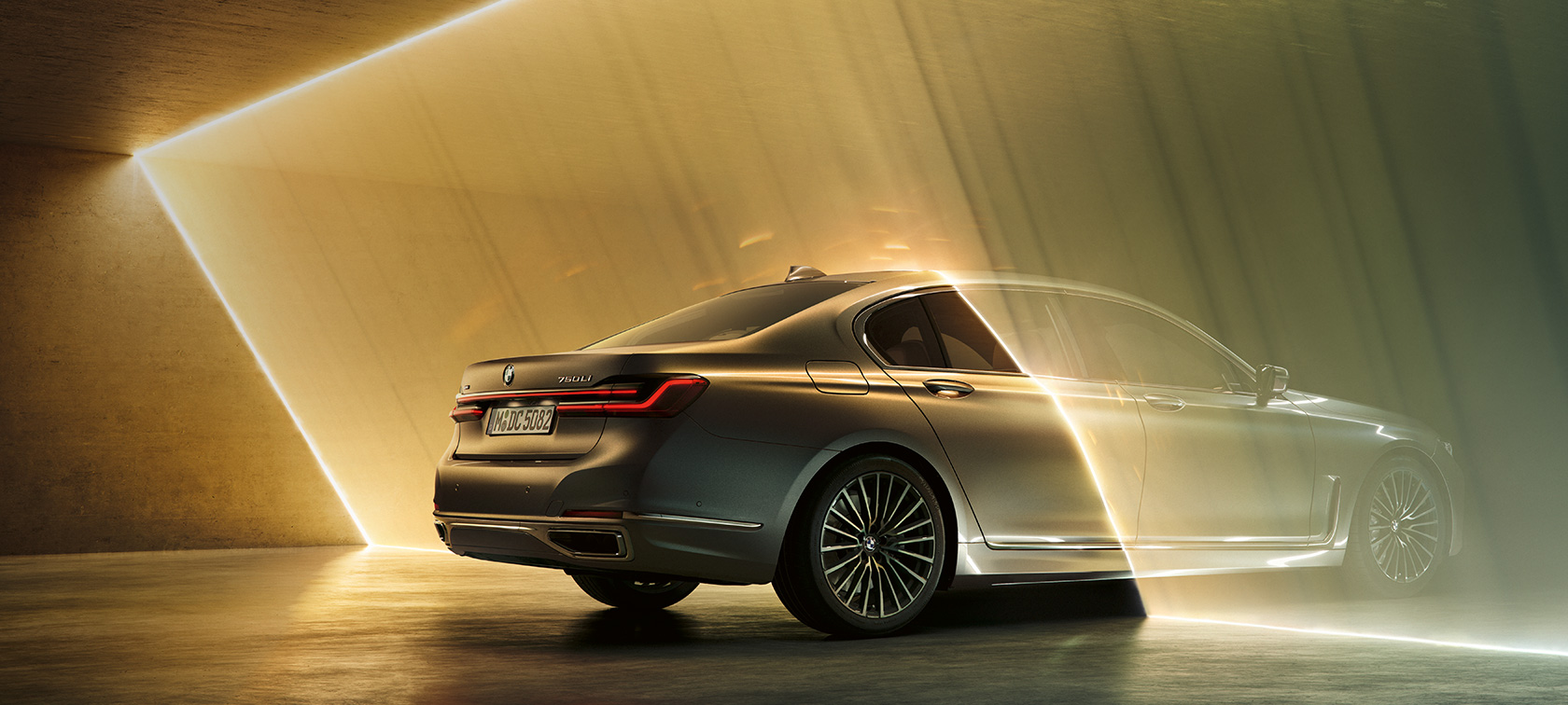 BMW 7 Series Sedan, luxury sedan, luxury class, Inform