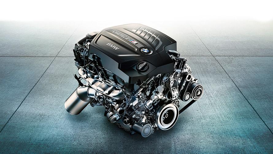 Bmw M2 Motor