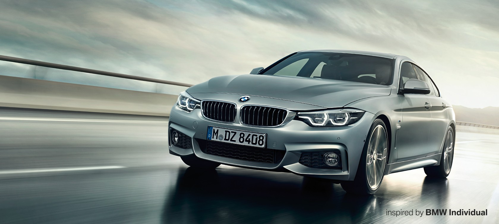 The new bmw 4 series gran coup