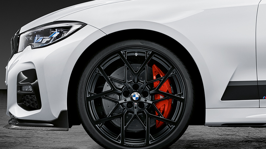 Bmw M Performance Parts The Motorsports Dna For Your Bmw